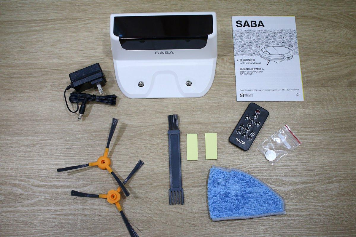 SABA 掃地機器人22