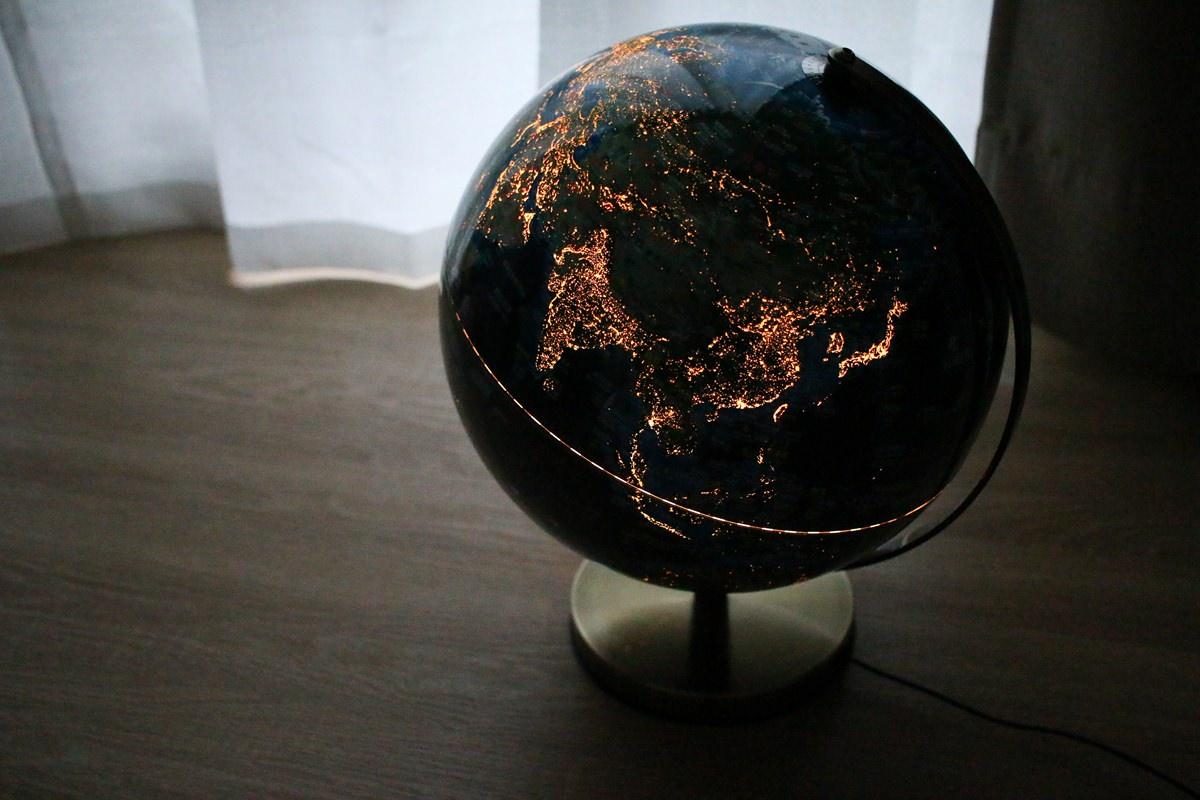SKYGLOBE地球儀30