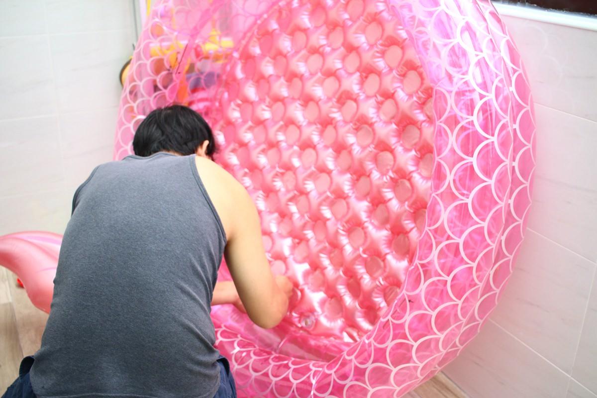 SUNNY LIFE泳圈戲水池05