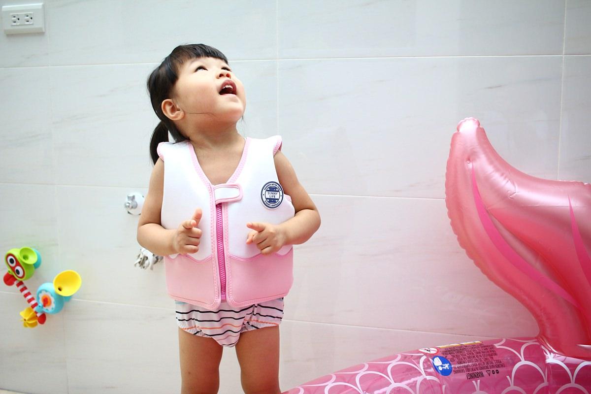 SUNNY LIFE泳圈戲水池08