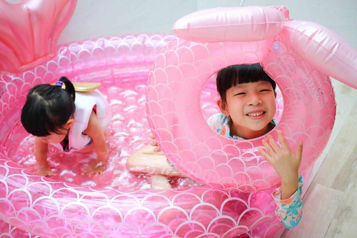 SUNNY LIFE泳圈戲水池16