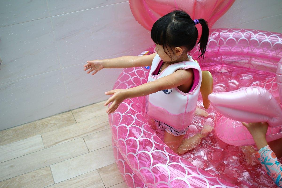 SUNNY LIFE泳圈戲水池17