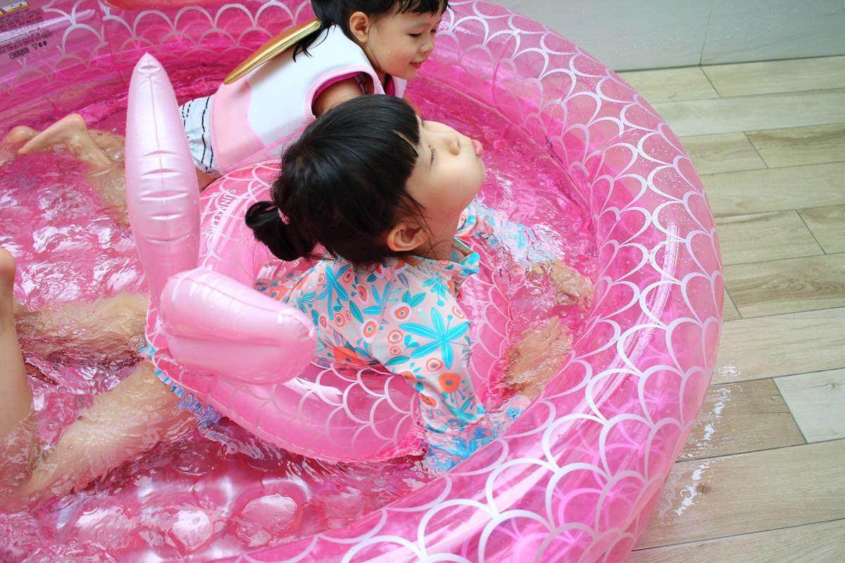 SUNNY LIFE泳圈戲水池23