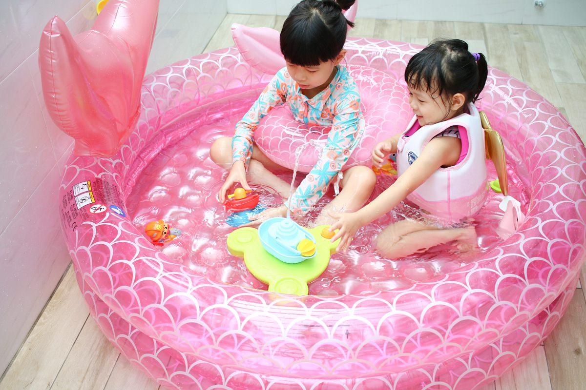 SUNNY LIFE泳圈戲水池33