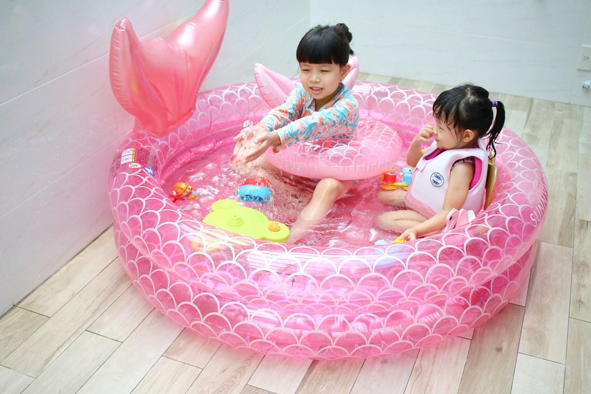 SUNNY LIFE泳圈戲水池34