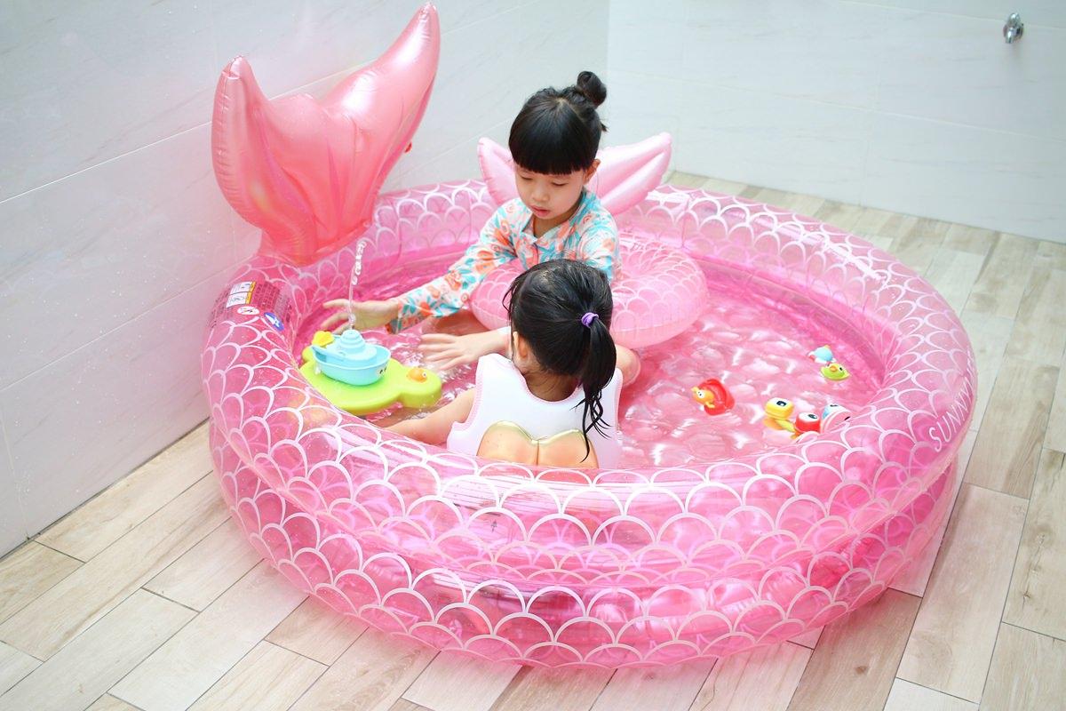 SUNNY LIFE泳圈戲水池36