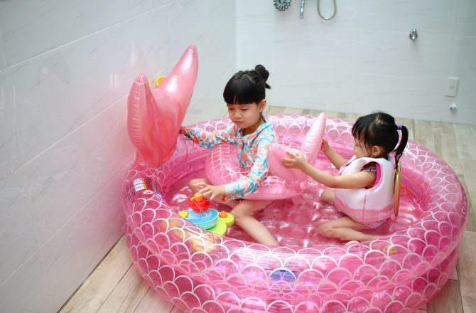 SUNNY LIFE 超美的兒童泳具~泳圈、遊戲池
