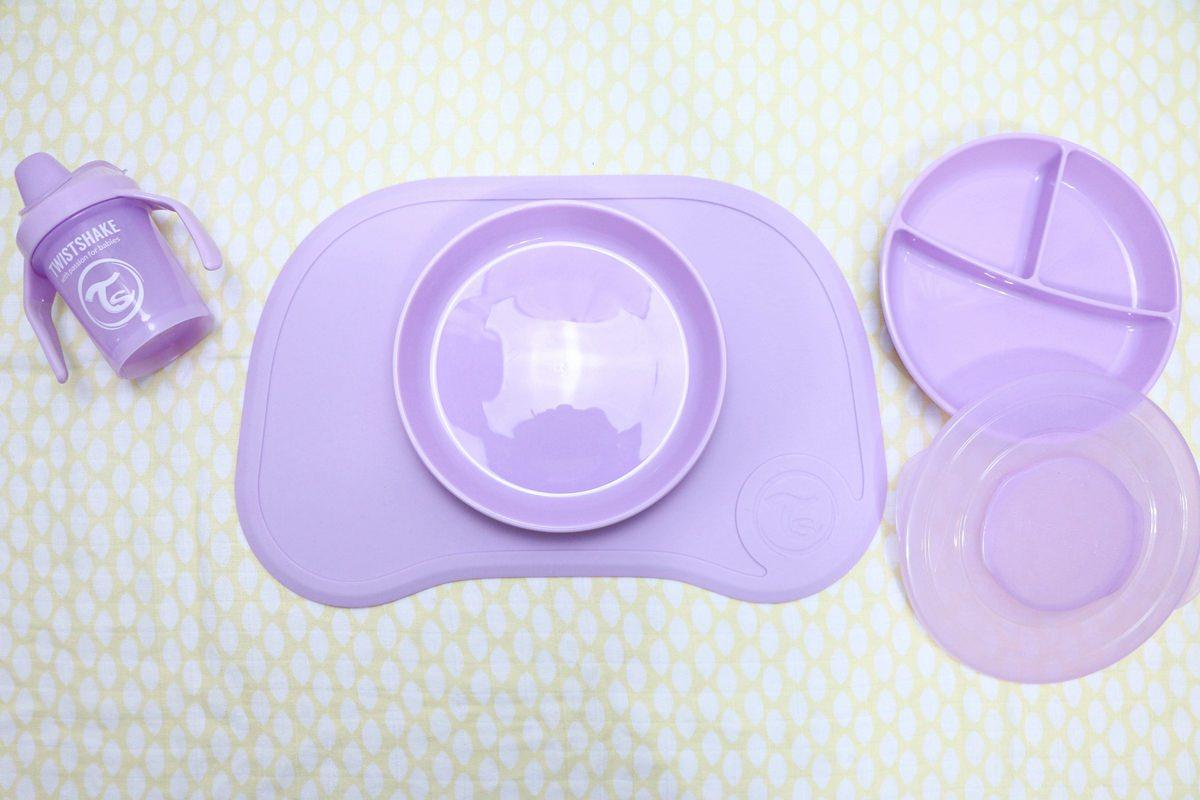 【團購】瑞典TWISTSHAKE 轉轉扣組合式防滑餐盤餐墊組和搖搖水杯