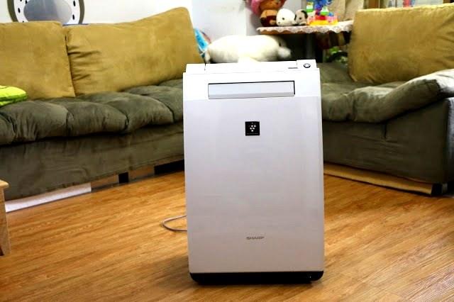 Sharp 夏普空氣清淨機 KI-FX55-13