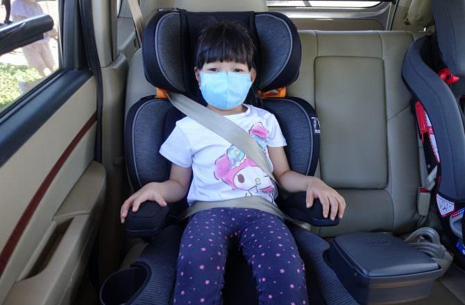 chicco KidFit Zip Plus成長型安全汽座 3歲以上適用至12歲