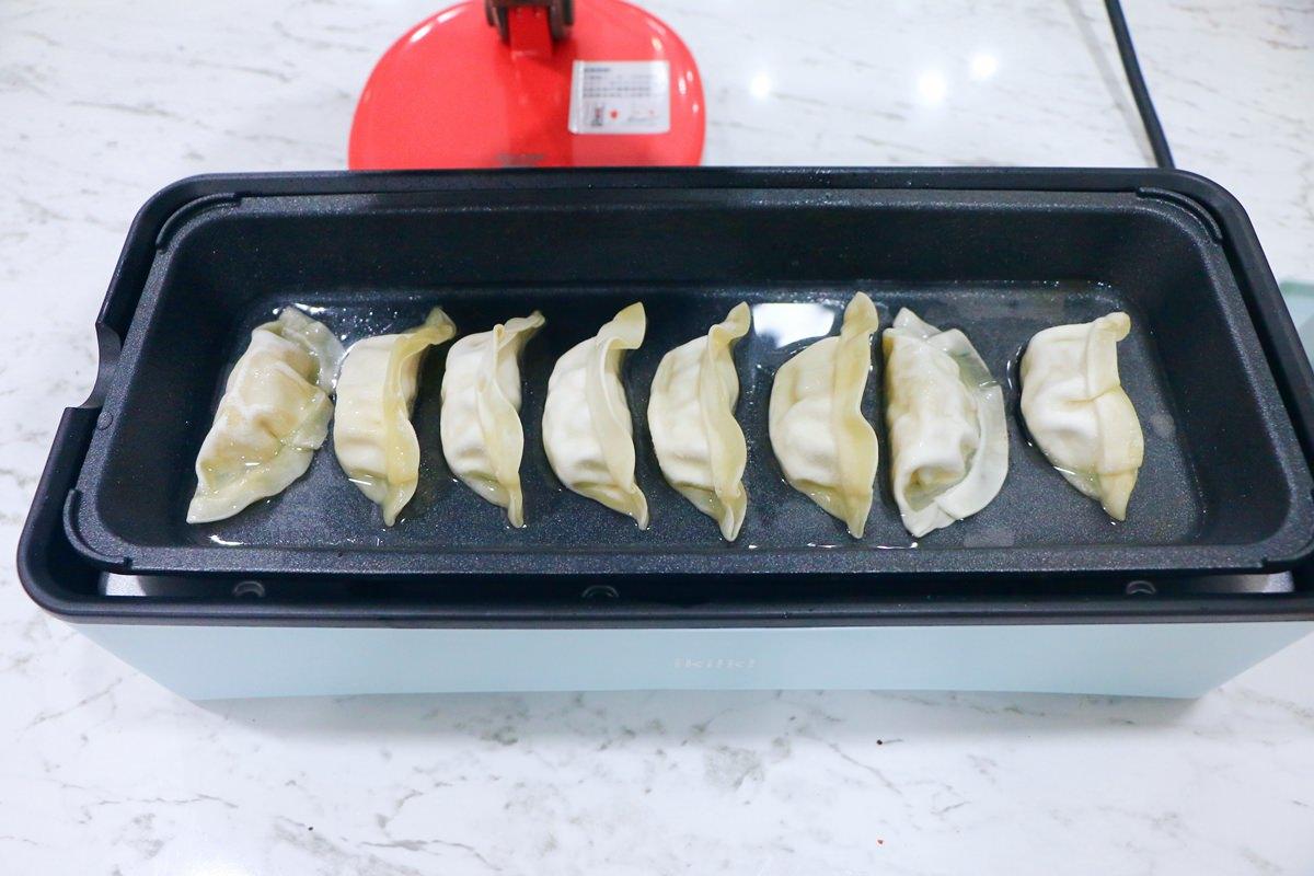 ikiiki伊崎 丸樂煮藝電烤盤12