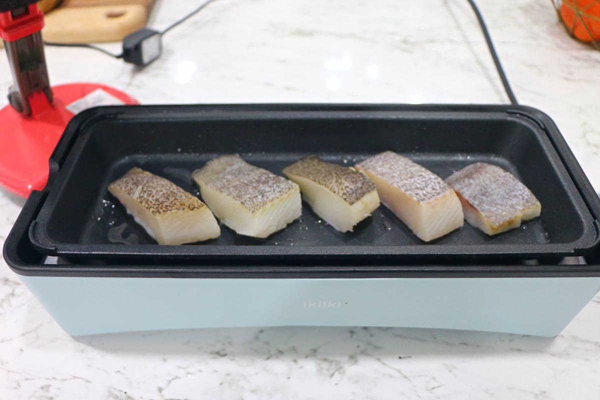 ikiiki伊崎 丸樂煮藝電烤盤18