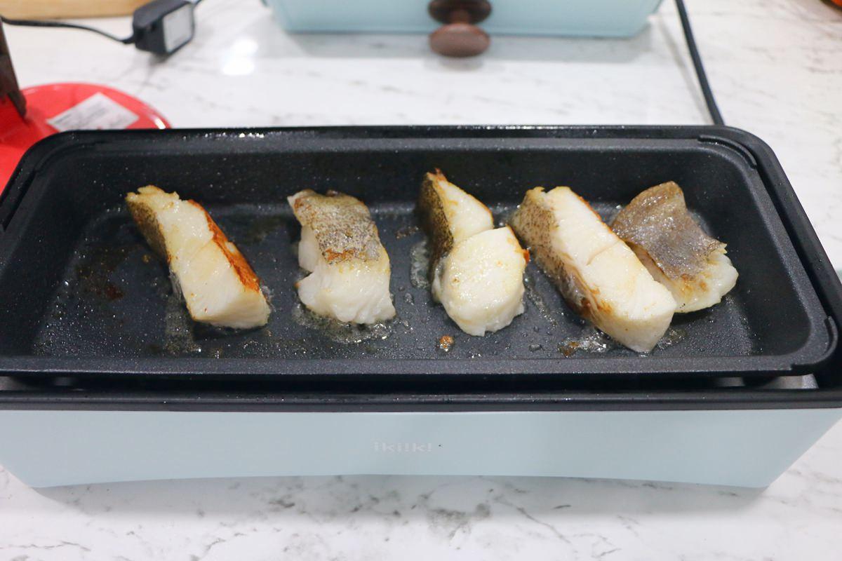 ikiiki伊崎 丸樂煮藝電烤盤19